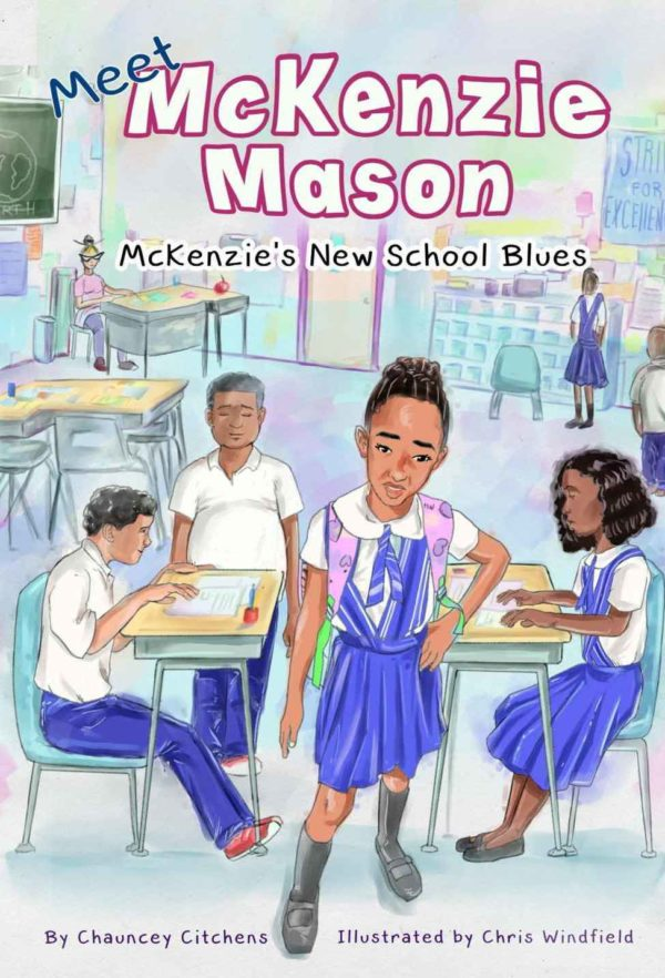Cover of McKenzie's New School Blues